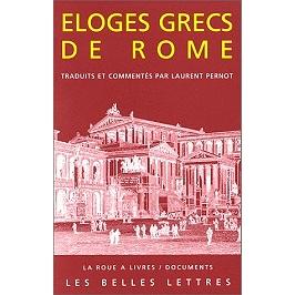 Eloges grecs de Rome