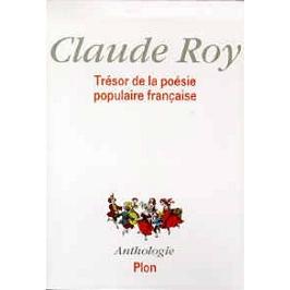 Trésor de la poésie française : anthologie