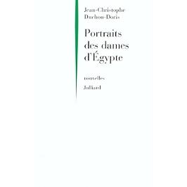 Portraits des dames d'Egypte