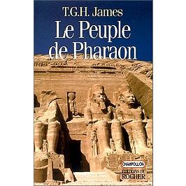 Le peuple de pharaon