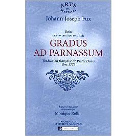 Traité de composition musicale Gradus ad Parnassum