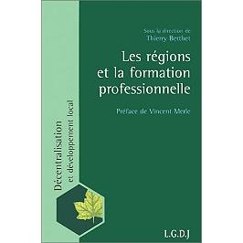 Les régions et la formation professionnelle