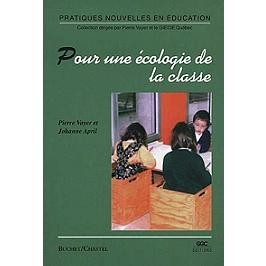 Pour une écologie de la classe
