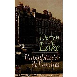 L'apothicaire de Londres