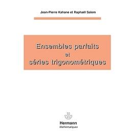 Ensembles parfaits et séries trigonométriques