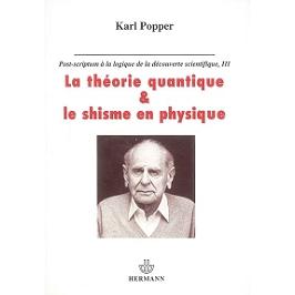 Post-scriptum à La logique de la découverte scientifique