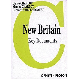 New Britain : key documents