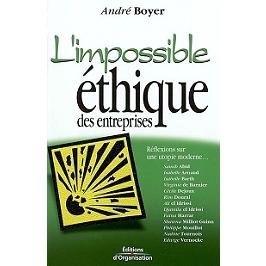 L'impossible éthique des entreprises