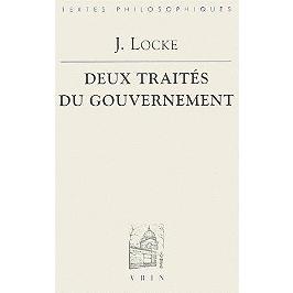 Deux traités du gouvernement