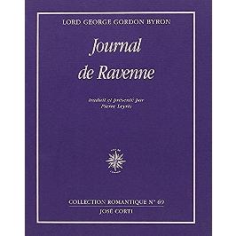 Journal de Ravenne | Suivi de Pensées détachées | Suivi de Journal de Céphalonie et de Missolonghi