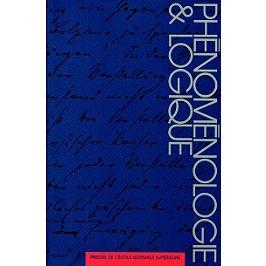 Phénoménologie et logique