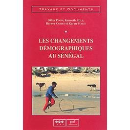 Les changements démographiques au Sénégal