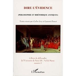 Cahiers de philosophie de l'Université de Paris XII-Val de Marne