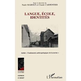 Langue, école, identités