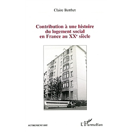 Contribution à une histoire du logement social en France au XXe siècle : des bâtisseurs aux habitants, les H.B.M. des Etats-Unis de Lyon