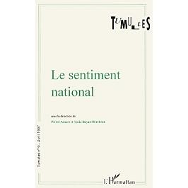 Le sentiment national