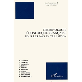 Terminologie économique française pour les pays en transition
