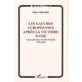 Les gauches européennes après la victoire nazie : entre planisme et unité d'action, 1933-1934