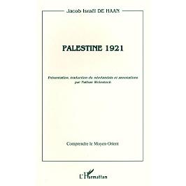 Palestine 1921
