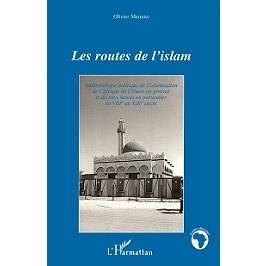 Les routes de l'islam : anthropologie politique de l'islamisation de l'Afrique de l'Ouest en général et du pays hawsa en particulier, du VIIIe au XIXe siècle