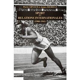Sport et relations internationales (1900-1941)