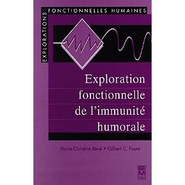 Exploration fonctionnelle de l'immunité humorale