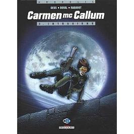Carmen McCallum