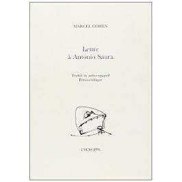 Lettre à Antonio Saura