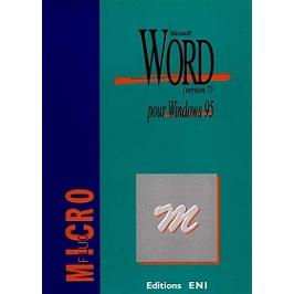 Word 95 version 7