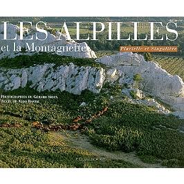 Les Alpilles et la Montagnette
