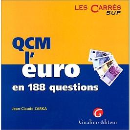 QCM l'euro en 188 questions