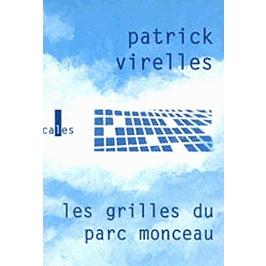 Les grilles du parc Monceau