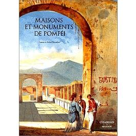 Maisons et monuments de Pompéi