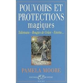 Pouvoirs et protections magiques : talismans, bougies de grâce, encens...