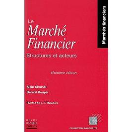 Le marché financier : structures et acteurs