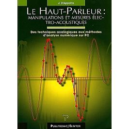 Le haut-parleur : manipulations et mesures électro-acoustiques