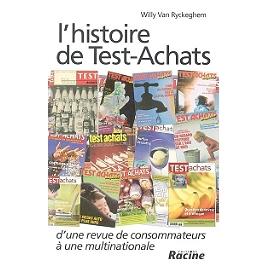 L'histoire de Test-achats : d'une revue de consommateurs à une multinationale