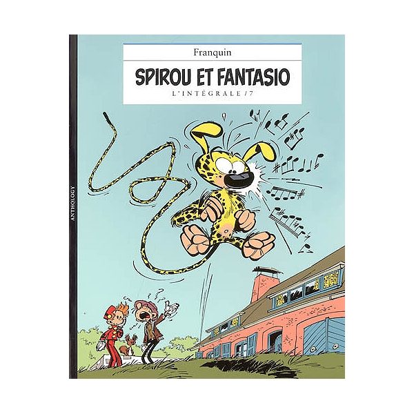 Spirou Et Fantasio L Integrale Volume 7 Qrn Sur Bretzelburg