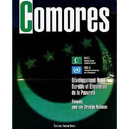 Comores : développement humain durable et élimination de la pauvreté : éléments pour une statégie nationale