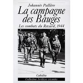 La campagne des Bauges : les combats du Revard (6 juin-20 août 1944)
