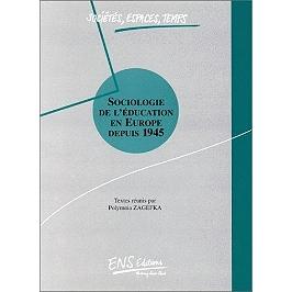 Sociologie de l'éducation en Europe depuis 1945