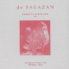 Les carnets d'atelier du peintre sculpteur & performer Olivier de Sagazan
