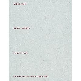 Monts-Princes : poème et dessins