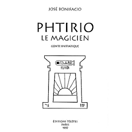 Phtirio le magicien : conte initiatique