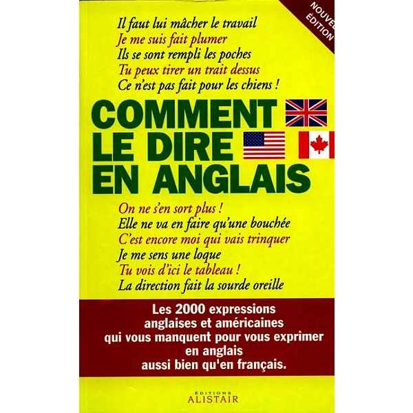 Comment Le Dire En Anglais