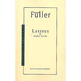 Lettres et autres écrits