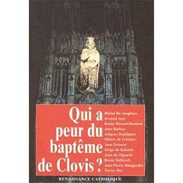 Qui a peur du baptême de Clovis ? : actes