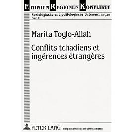 Conflits tchadiens et ingérences étrangères