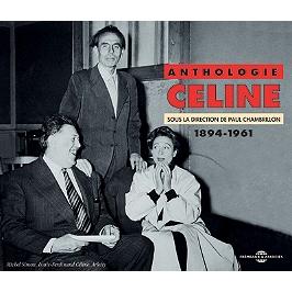 Céline : anthologie, 1894-1961