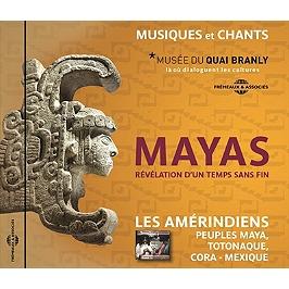Mayas, révélation d'un temps sans fin : exposition au musée du Quai Branly